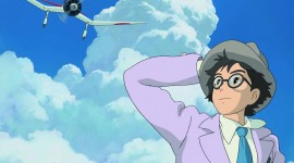 Miyazaki Dreams Of Flying Wallpaper