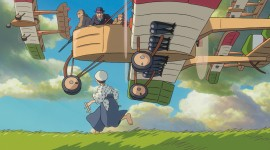 Miyazaki Dreams Of Flying Wallpaper Full HD