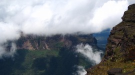 Mount Roraima Wallpaper Background