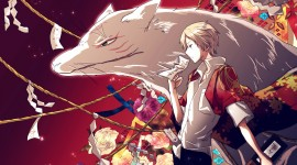 Natsume's Book Of Friends Wallpaper