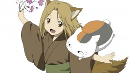 Natsume's Book Of Friends Wallpaper Free