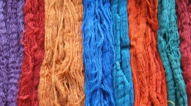 Natural Dyes Desktop Wallpaper