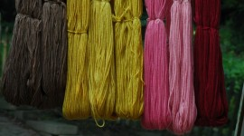 Natural Dyes Wallpaper For IPhone Download