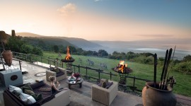 Ngorongoro Crater Lodge Best Wallpaper