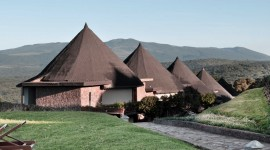 Ngorongoro Crater Lodge High Quality Wallpaper