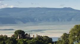 Ngorongoro Crater Lodge Wallpaper