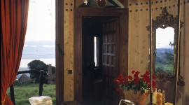 Ngorongoro Crater Lodge Wallpaper For IPhone