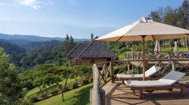 Ngorongoro Crater Lodge Wallpaper Free