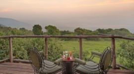 Ngorongoro Crater Lodge Wallpaper High Definition