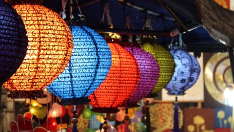 Night Market wallpapers high quality