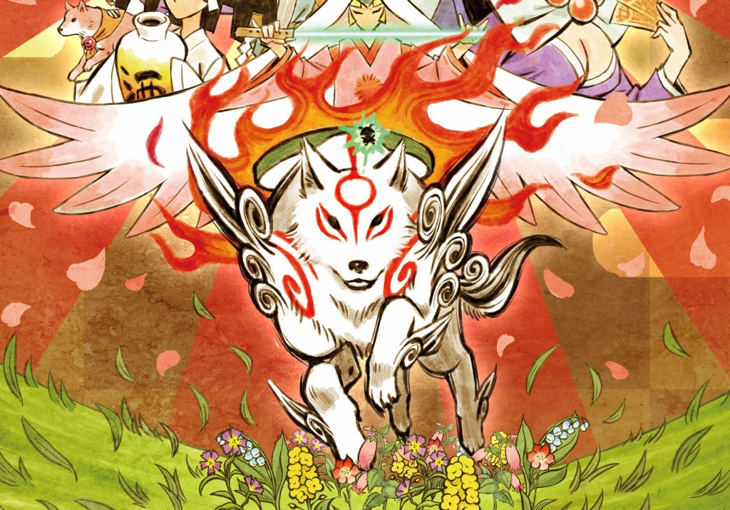Okami Hd wallpapers HD