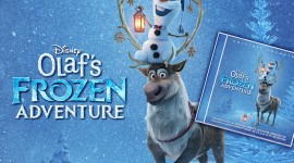 Olaf's Frozen Adventure Aircraft Picture