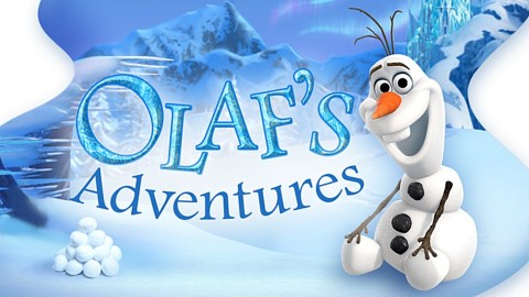 Olaf's Frozen Adventure wallpapers high quality