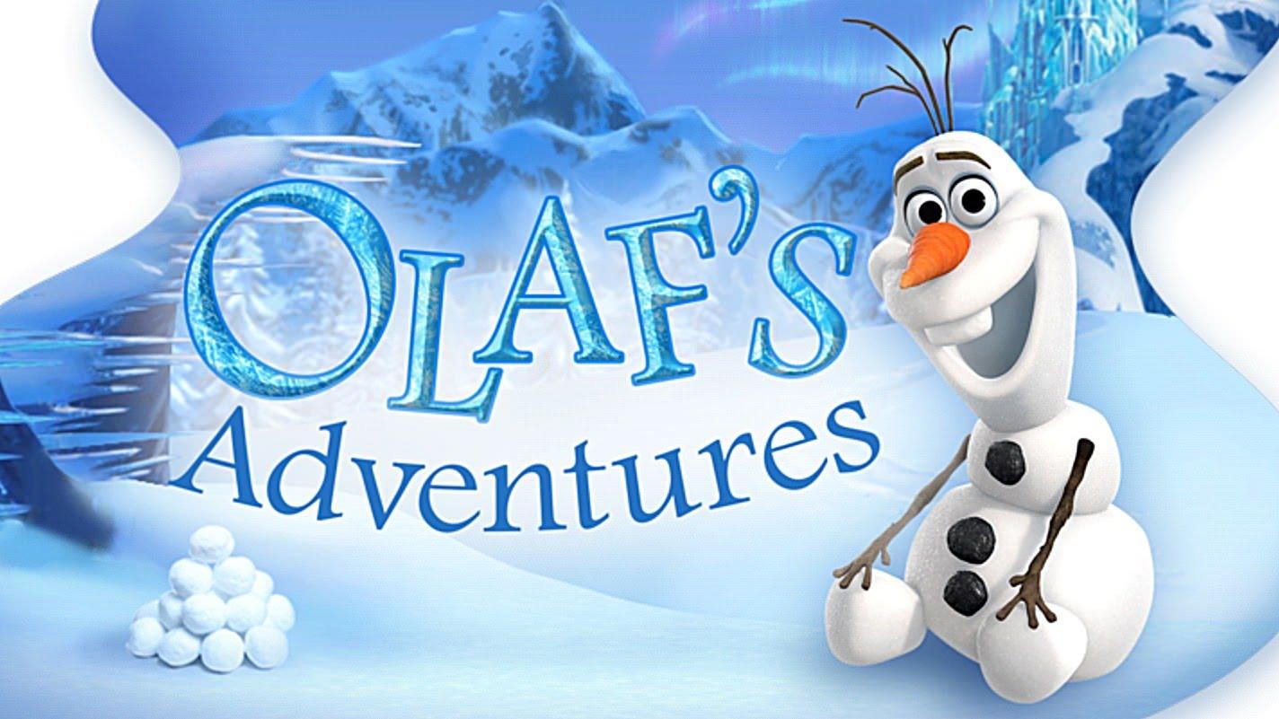 Olafs Frozen Adventure Wallpapers