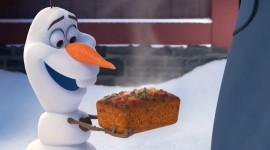 Olaf's Frozen Adventure Desktop Wallpaper