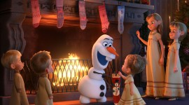 Olaf's Frozen Adventure Photo