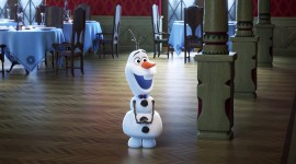 Olaf's Frozen Adventure Photo Free