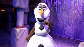 Olaf's Frozen Adventure Wallpaper 1080p