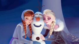 Olaf's Frozen Adventure Wallpaper Full HD
