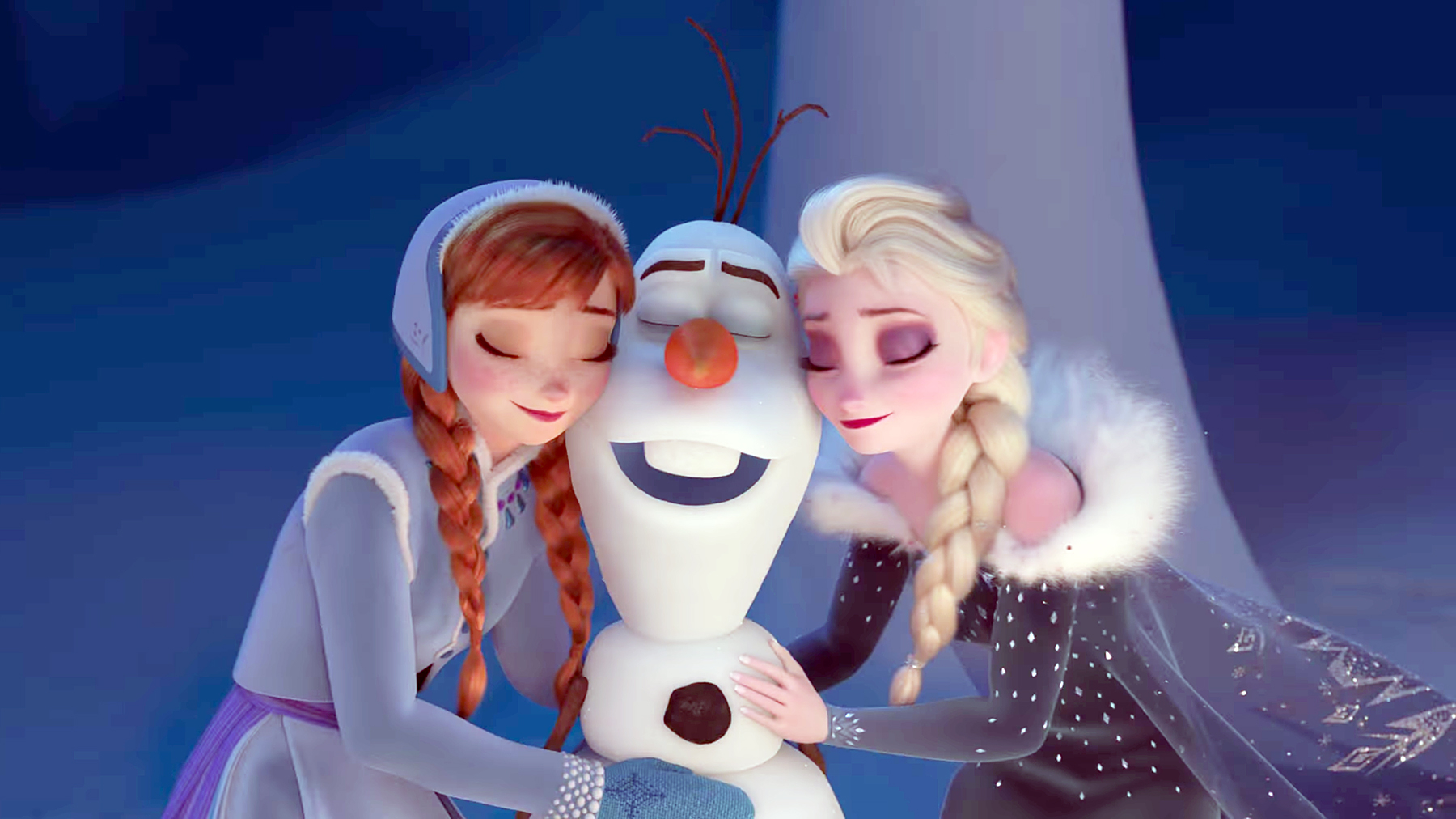 olafs frozen adventure wallpapers high quality download