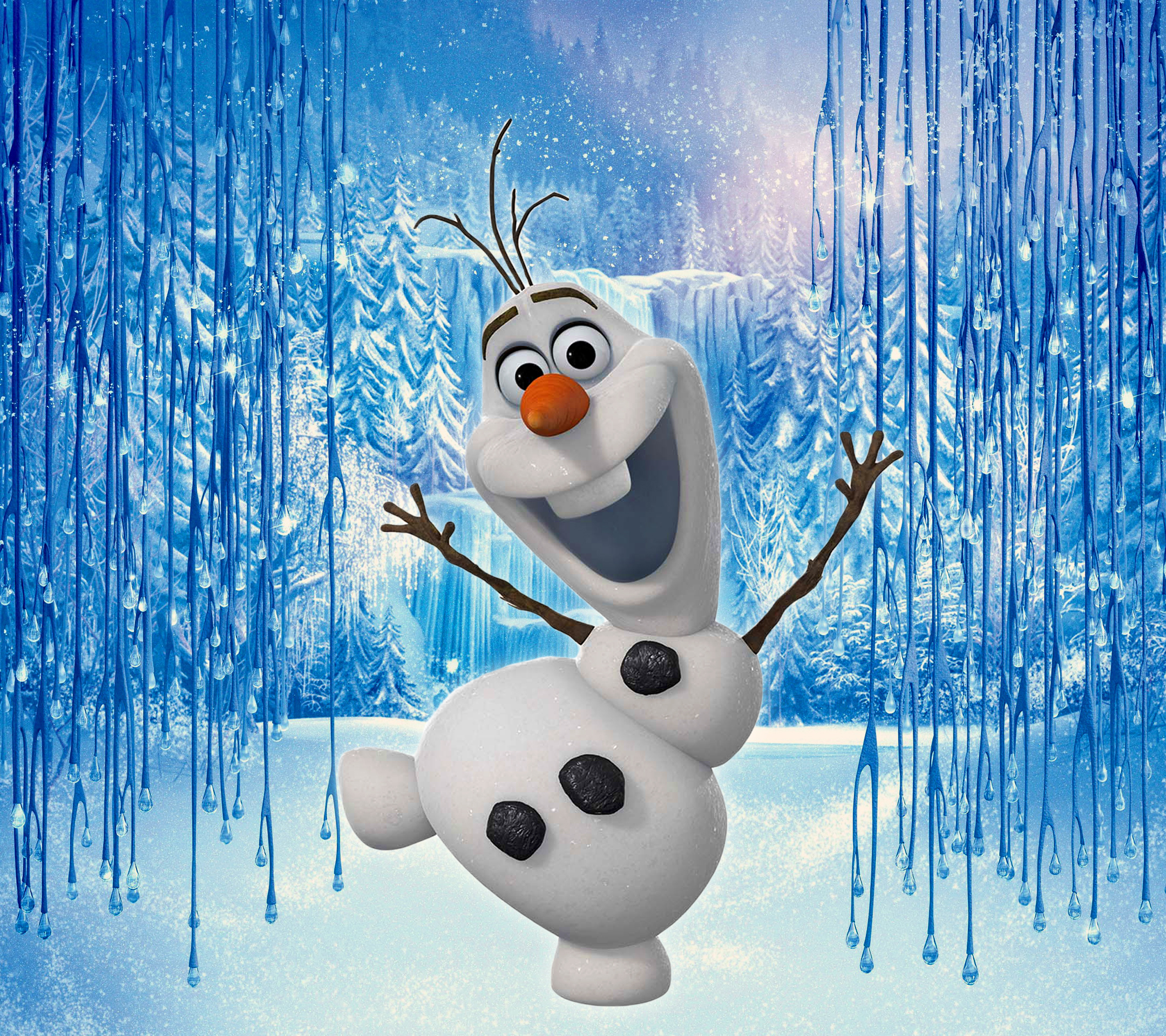 Olaf 39 s frozen adventure wallpapers high quality download free - Olaf s frozen adventure download ...