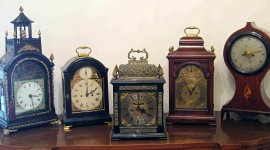 Old Clocks Photo