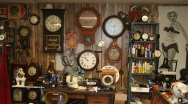 Old Clocks Photo Download