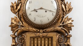 Old Clocks Wallpaper For IPhone Free