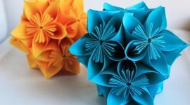 Paper Flowers Best Wallpaper