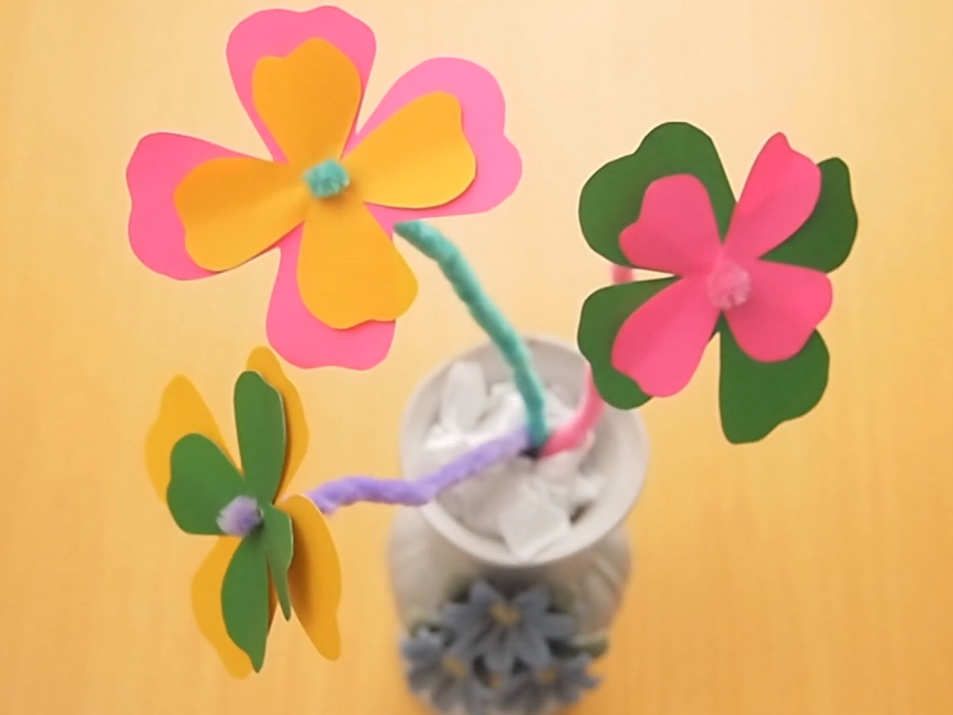 3d paper flower making akbaeenw 3d paper flower making mightylinksfo