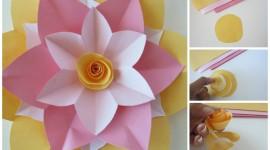 Paper Flowers Pics#1