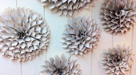 Paper Flowers Wallpaper For Android