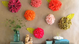 Paper Flowers Wallpaper Free