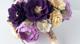 Paper Wedding Bouquets For Android