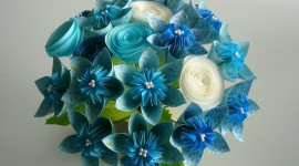 Paper Wedding Bouquets Photo#1
