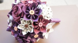 Paper Wedding Bouquets Photo#4