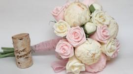 Paper Wedding Bouquets Pics#1