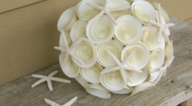 Paper Wedding Bouquets Wallpaper For PC