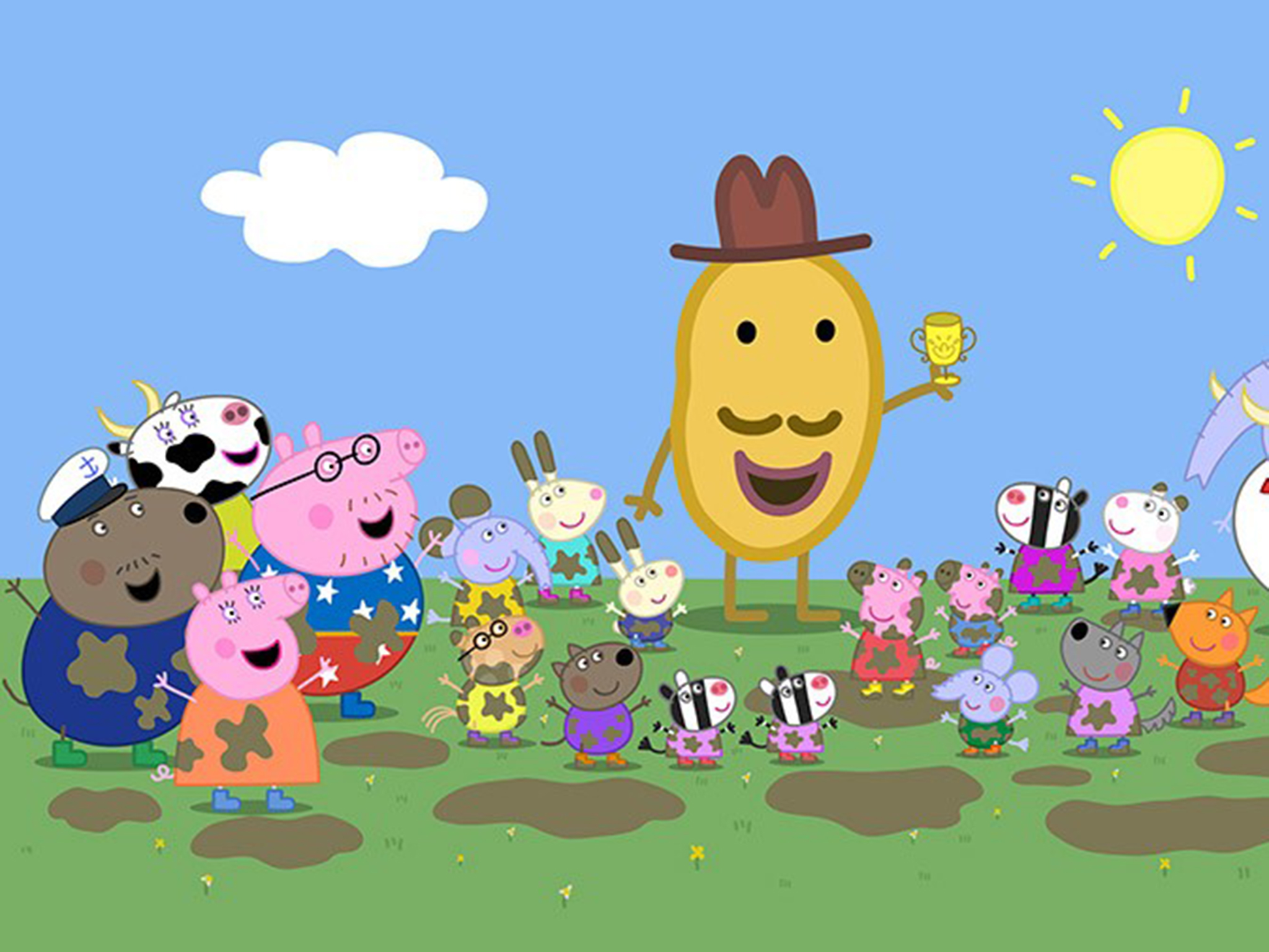 Peppa Pig Wallpapers High Quality