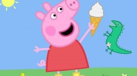 Peppa Pig High Quality Wallpaper