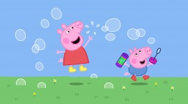 Peppa Pig Wallpaper