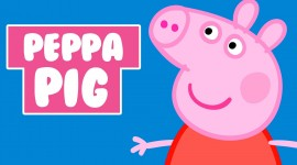 Peppa Pig Wallpaper Background