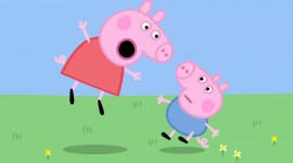 Peppa Pig Wallpaper Download Free