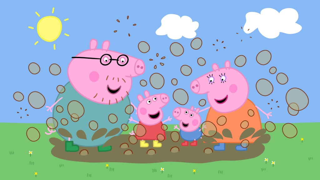 Peppa Pig wallpapers HD