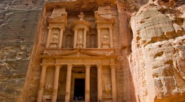 Petra In Jordan Wallpaper Download