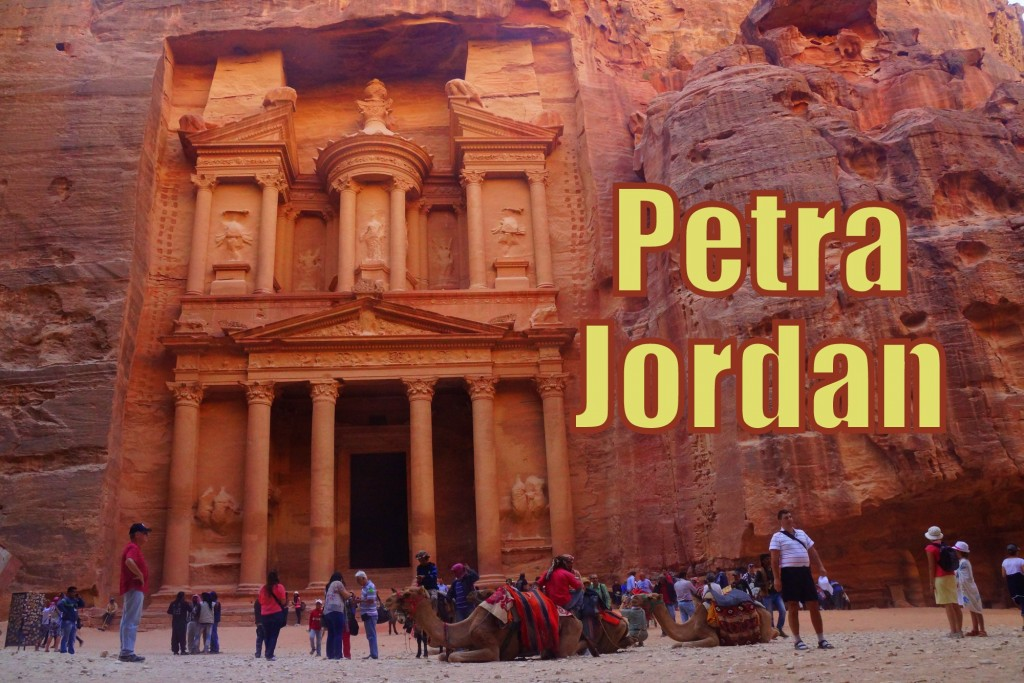 Petra In Jordan wallpapers HD