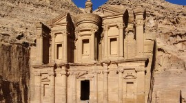 Petra In Jordan Wallpaper Free
