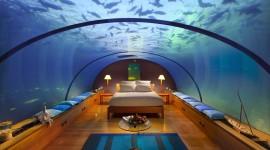 Poseidon Undersea Desktop Wallpaper HD