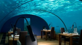 Poseidon Undersea Wallpaper For IPhone