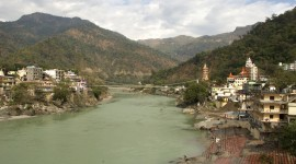 Rishikesh Desktop Wallpaper